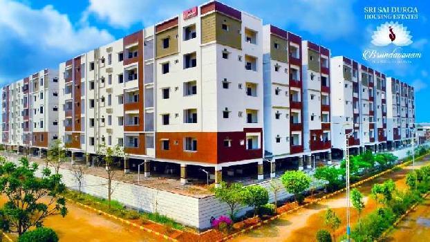 1 BHK 661 Sq.ft. Residential Apartment for Sale in Gannavaram, Vijayawada