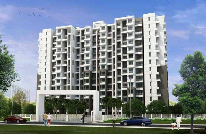 2 BHK Flats & Apartments for Rent in Wagholi, Pune - 848 Sq.ft.