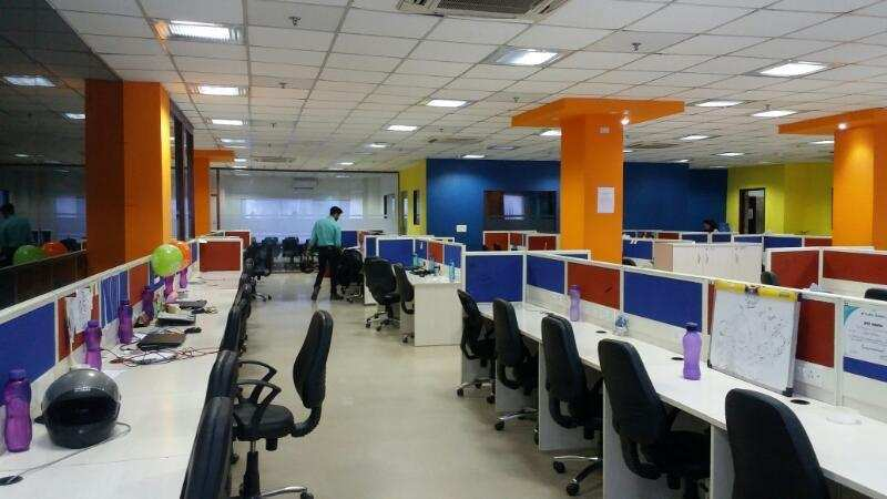 21000 Sq. Feet Office Space for Rent in Udyog Vihar Phase I, Gurgaon - 2000 Sq. Meter