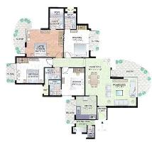 4 BHK Flat for Sale in Sector 37, Faridabad