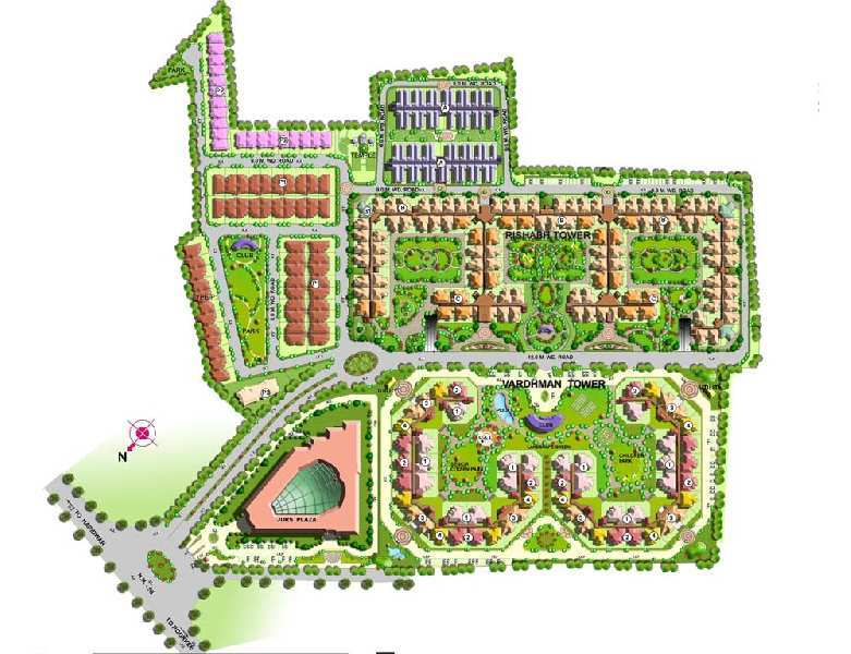 2 BHK 1167 Sq.ft. Residential Apartment for Sale in Jwalapur, Haridwar