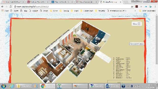 3 BHK 2319 Sq.ft. Residential Apartment for Sale in Gurgoan City Gurgaon