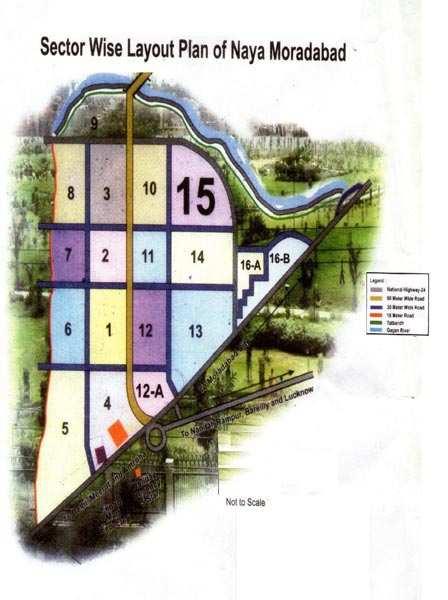 Residential Land / Plot for Sale in Moradabad (REI308869 ...