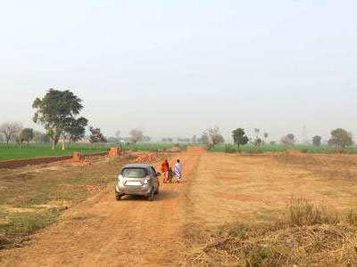 Residential Land / Plot for Sale in Sector 62, Faridabad - 6 Marla