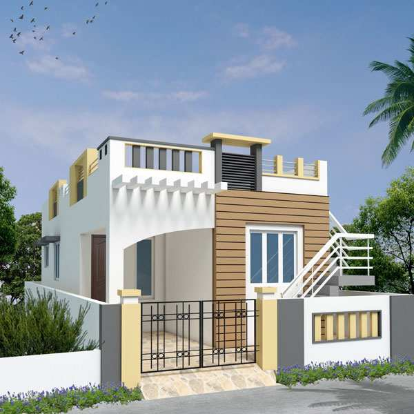 Front Elevation Design For Individual House : Bhk individual house home for sale in sector