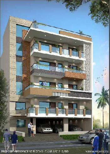 4 BHK 2500 Sq.ft. Builder Floor for Sale in Sector 21 Faridabad