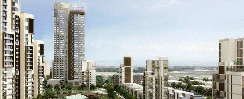 4 BHK Flats & Apartments for Rent in Sector 72, Gurgaon - 2500 Sq. Feet
