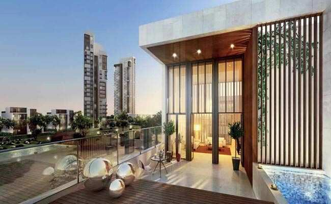3 BHK Flats & Apartments for Rent in Sector 72, Gurgaon - 2185 Sq. Feet