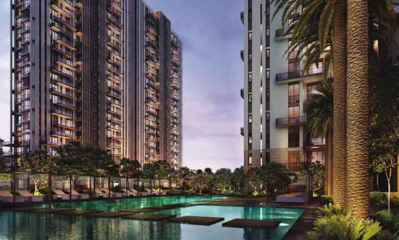 3 BHK Flats & Apartments for Sale in Sector 102, Gurgaon - 1870 Sq. Feet