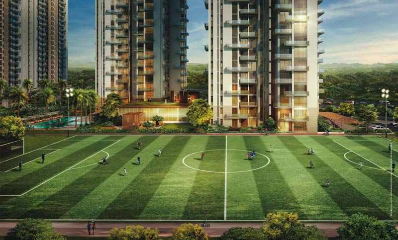 3 BHK Flats & Apartments for Sale in Sector 102, Gurgaon - 1931 Sq. Feet