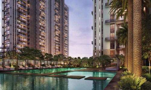 3 BHK Flats & Apartments for Sale in Sector 102, Gurgaon - 2149 Sq. Feet