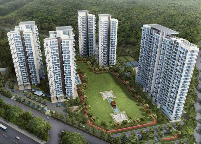 4 BHK Flats & Apartments for Sale in Sector 102, Gurgaon - 2860 Sq. Feet