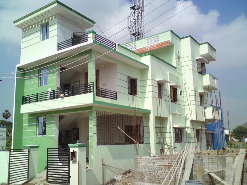 3000 sq feet individual house home for sale chennai for Individual house models in chennai