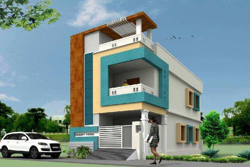 3 BHK Bungalows / Villas for Sale in Madhurawada, Visakhapatnam - 1600 Sq.ft.