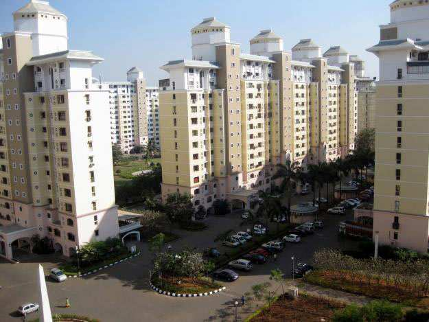 2 BHK Flats & Apartments for Sale in Seawoods, Navi Mumbai - 1100 Sq.ft.