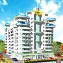 4 BHK 2642 Sq.ft. Residential Apartment for Sale in Vaishali, Ghaziabad