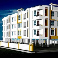 3 BHK 1170 Sq.ft. Residential Apartment for Sale in Bailey Road, Patna