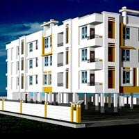 2 BHK 890 Sq.ft. Residential Apartment for Sale in Bailey Road, Patna
