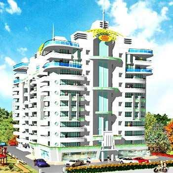 4 BHK 2642 Sq.ft. Residential Apartment for Sale in Delhi Ghaziabad Road