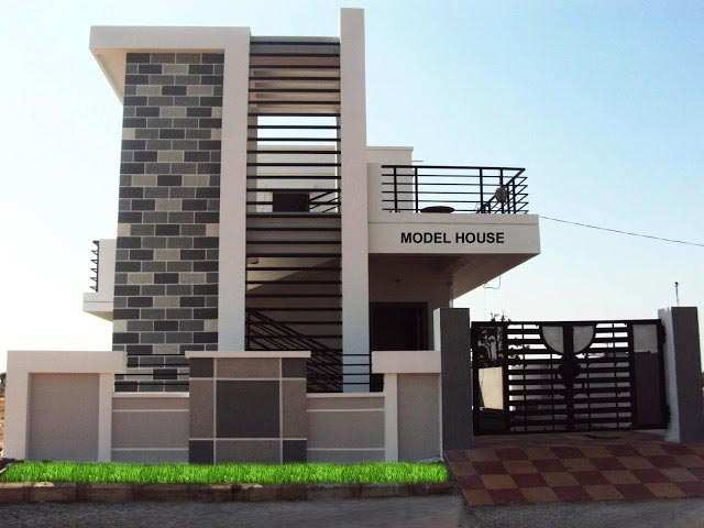 3 Floor House Elevation Designs Andhra : Bhk individual houses villas for sale in diwancheruvu