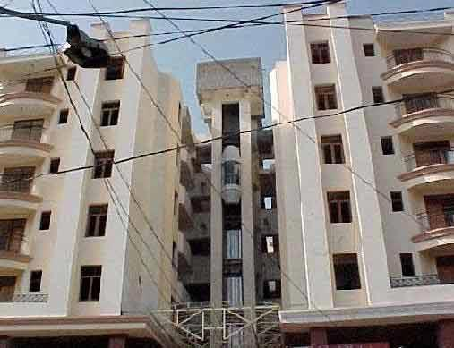 3 BHK Flats & Apartments for Sale in Indranagar, Kanpur - 1600 Sq. Feet