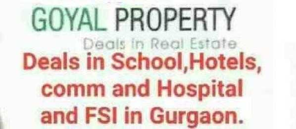 900000 Sq.ft. Hotels for Sale in Sector 80 Gurgaon