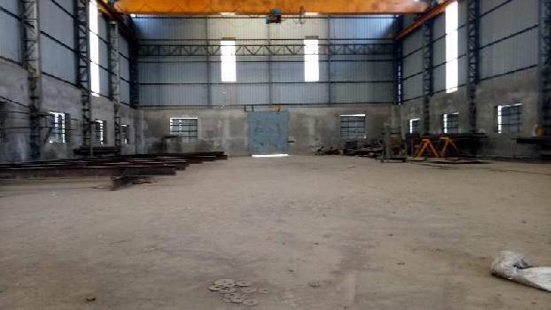 25000 Sq.ft. Warehouse for Rent in Sarigam, Vapi