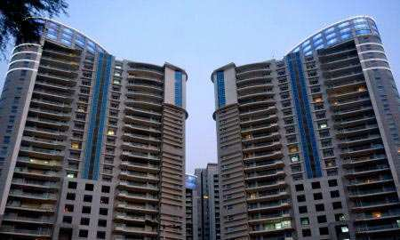 3 BHK Flats & Apartments for Sale in Sector 54, Gurgaon - 2350 Sq. Feet