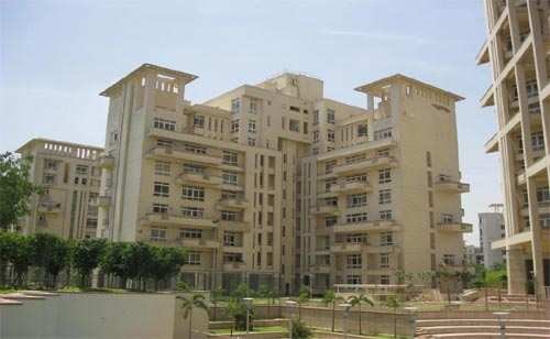 3 BHK Flats & Apartments for Sale in Sushant Lok 2, Gurgaon - 190 Sq. Yards