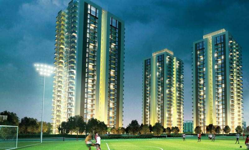 4 BHK Flats & Apartments for Rent in Sector 62, Gurgaon - 2527 Sq.ft.