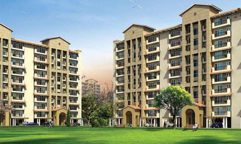 2 BHK Flats & Apartments for Sale in Sector 66, Gurgaon - 1125 Sq. Feet
