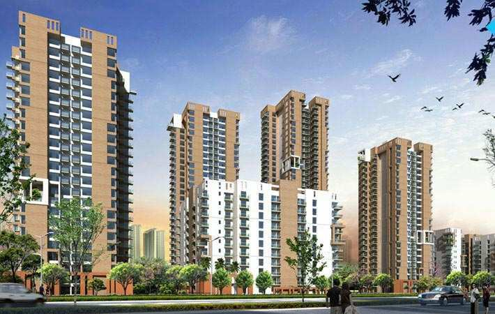4 BHK Flats & Apartments for Sale in Sector 61, Gurgaon - 2695 Sq. Feet