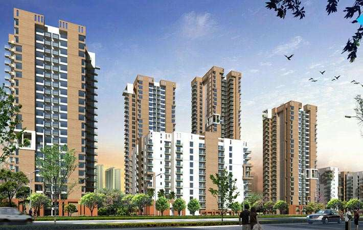 3 BHK Flats & Apartments for Sale in Sector 61, Gurgaon - 1795 Sq. Feet