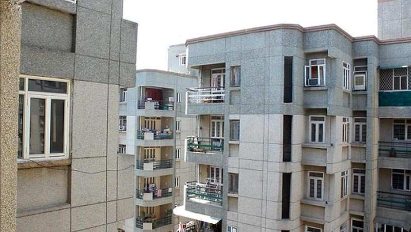 3 BHK Flats & Apartments for Sale in Sector 56, Gurgaon - 1500 Sq. Feet