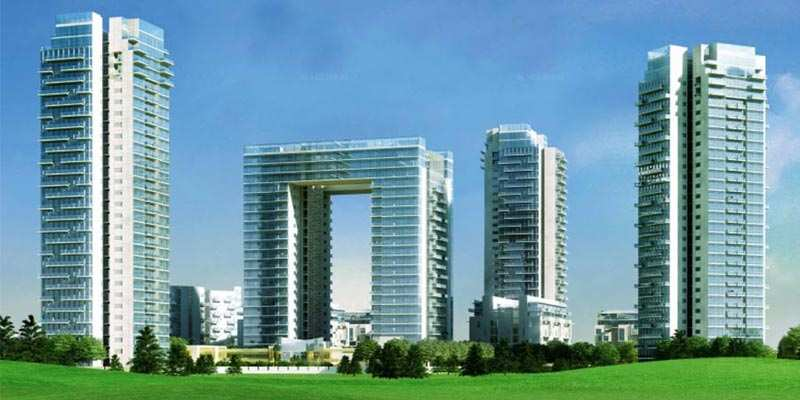 3 BHK Flats & Apartments for Sale in Sector 58, Gurgaon - 2156 Sq. Feet