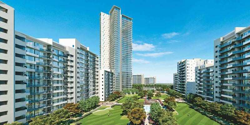 2 BHK Flats & Apartments for Sale in Sector 60, Gurgaon - 1374 Sq. Feet