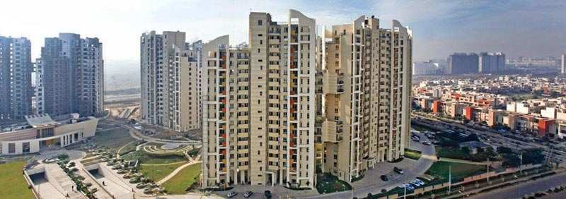 3 BHK Flats & Apartments for Sale in Nirvana Country, Gurgaon - 2491 Sq. Feet