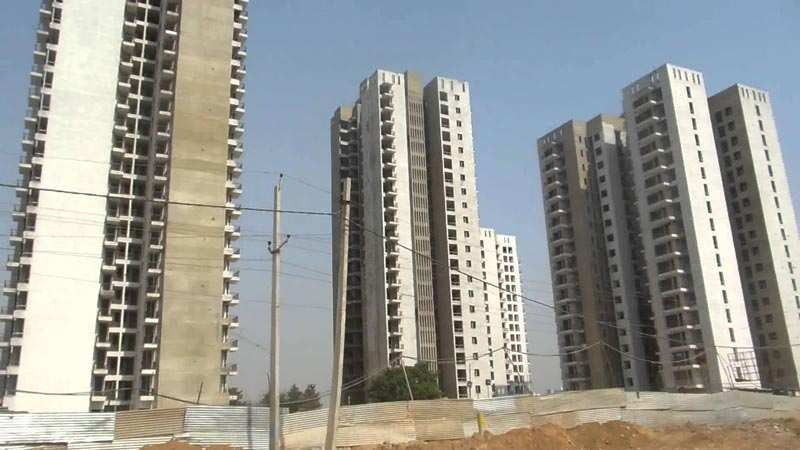 2 BHK Flats & Apartments for Sale in Sector 61, Gurgaon - 1270 Sq. Feet