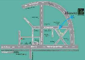1308 Sq.ft. Residential Plot for Sale in Katara Hills, Bhopal