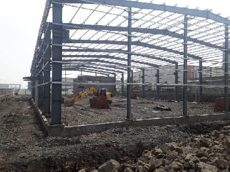 40000 Sq.ft. Industrial Land for Rent in Chakan MIDC, Pune