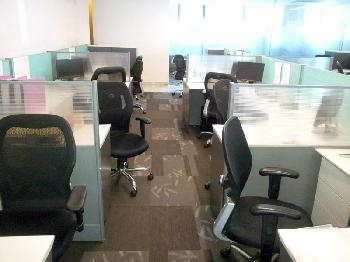 305 Sq.ft. Office Space for Rent in Hiranandani Meadows, Thane