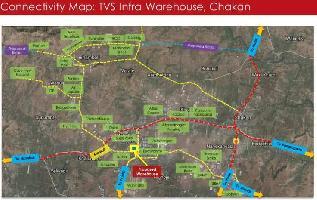 5220 Sq. Meter Industrial Land for Sale in Chakan, Mutkewadi, Chakan, Pune