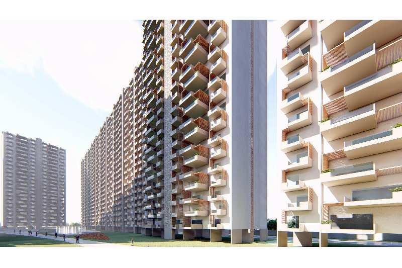 3 BHK 1549 Sq.ft. Residential Apartment for Sale in Ferozepur Road, Ludhiana