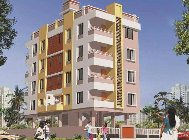 2 BHK Flats & Apartments for Sale in Nashik - 275 Sq. Yards