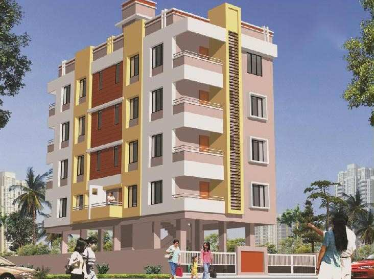 2 BHK Flats & Apartments for Sale in Ambad, Nashik - 245 Sq. Yards