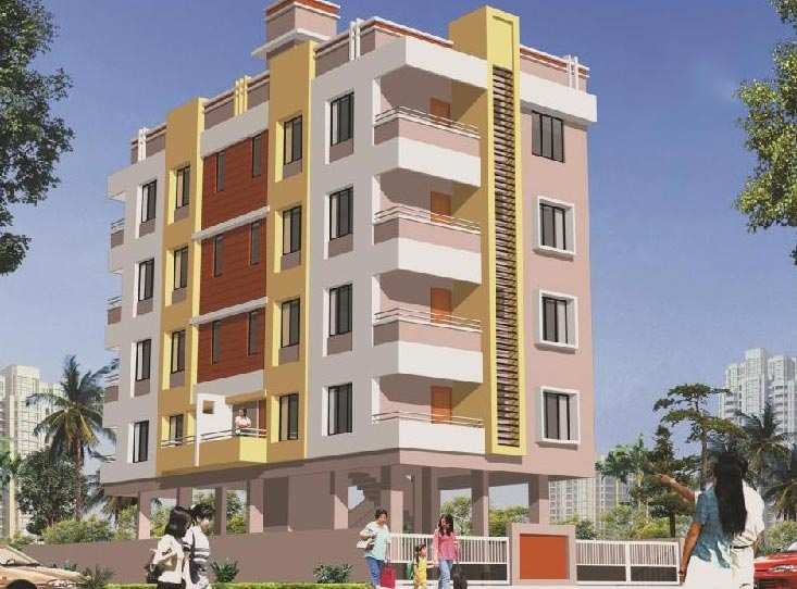 2 BHK Flats & Apartments for Sale in Nashik - 245 Sq. Yards