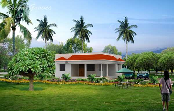 2 bhk farm house for sale at saoner nagpur rei266766 Farmhouse design plans india