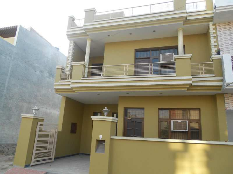 3 bhk individual house home for sale at patiala road for Home design in 100 gaj