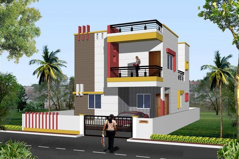 Front Elevation Designs In Amritsar : Bhk individual houses villas for sale in amritsar