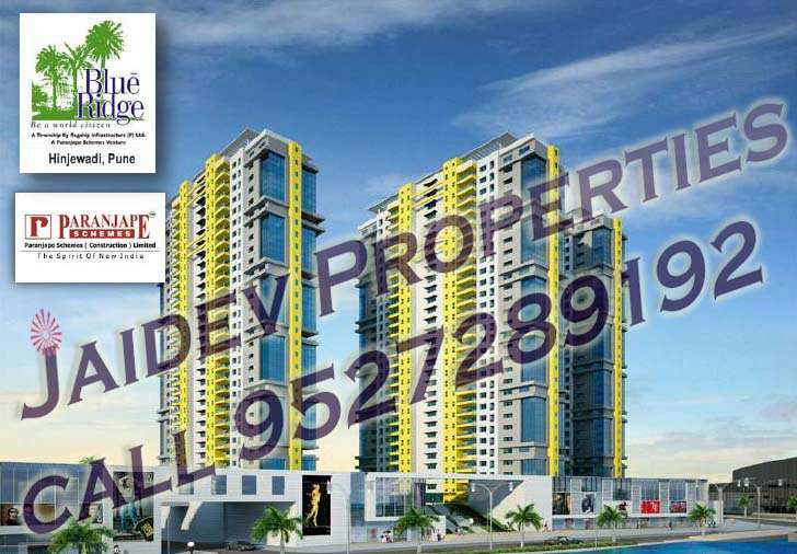 3 Bhk Flats & Apartments for Sale in Hinjewadi, Pune - 138 Acre